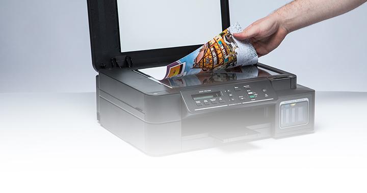 Effortless Paper Handling